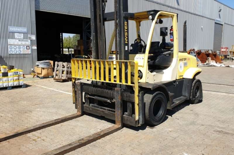 2008 Hyster