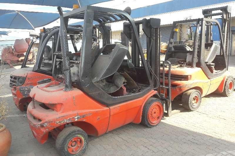 Forklifts Linde Used 2.5 Ton / 3 Ton Linde Forklifts Available 0