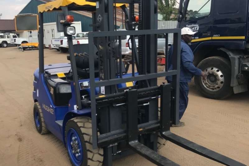 Forklifts Other HUAHE HH30Z-N1-D 3 TON DIESEL