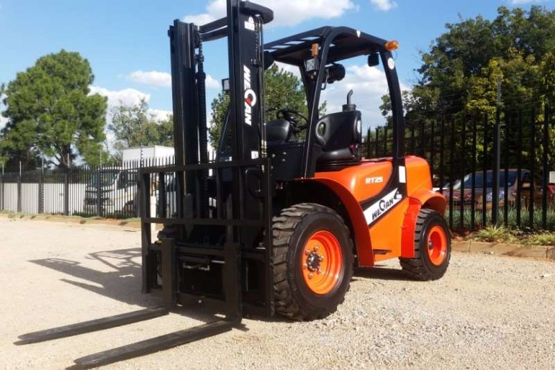 Forklifts Other Wecan 2.5Ton Rough Terrain Forklift 0