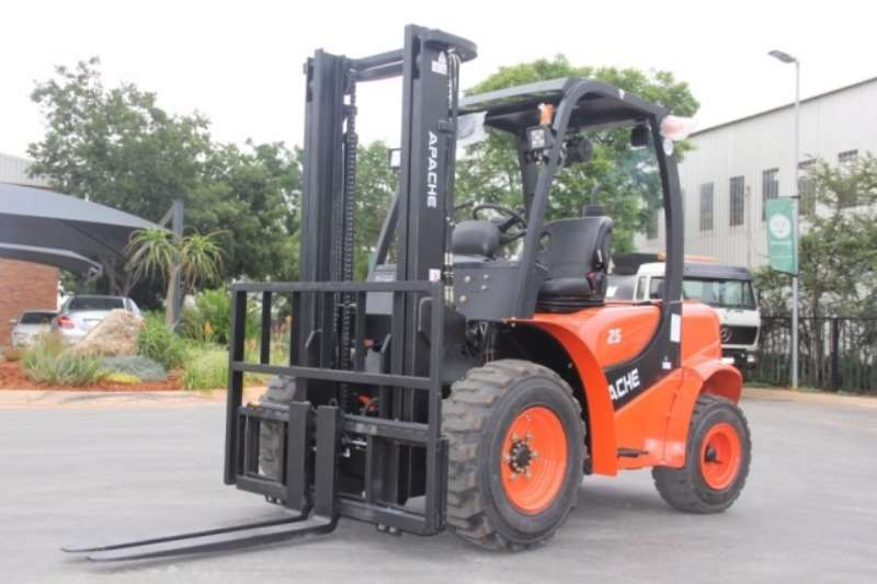 Forklifts Other Wecan RT25 2.5 Ton Rough Terrain Forklift 0