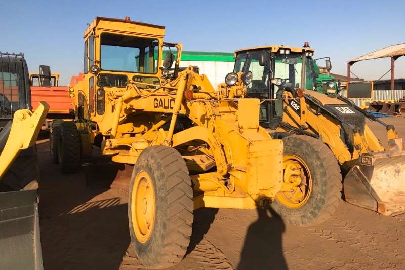 Galion T500 Graders
