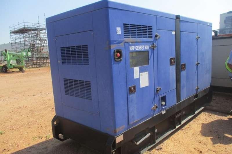 Generator GMS250CLS, 250 kVA Generator Set 2010