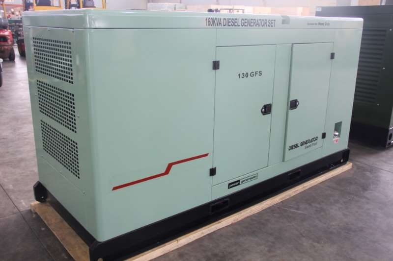 Generator Other 160kVA Guard 3 Phase Silent Generator (Diesel) 0