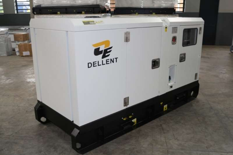 Generator Other Dellent 50kVA