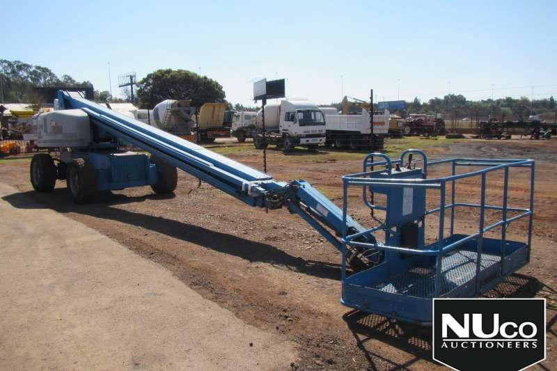Genie GENIE S85 BOOMLIFT Boom lifts