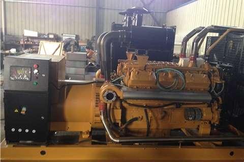 Gensets Other 500KVA 380V Diesel Open Type Generator 2017