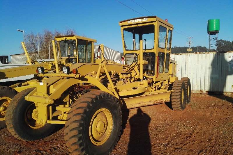Graders Caterpillar 120G 1991