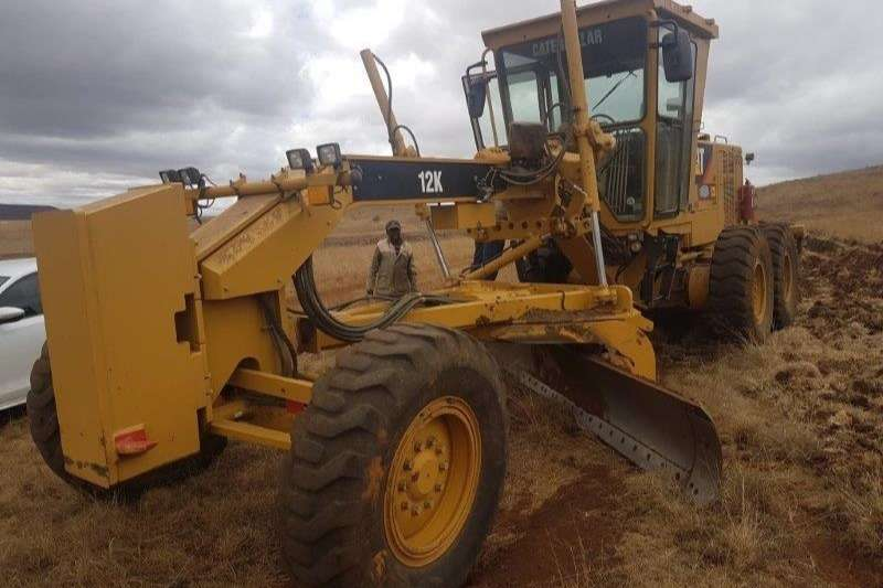 Graders Caterpillar 12K Grader 2015