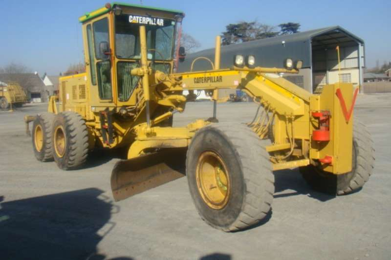 Graders Caterpillar 140 G 1991