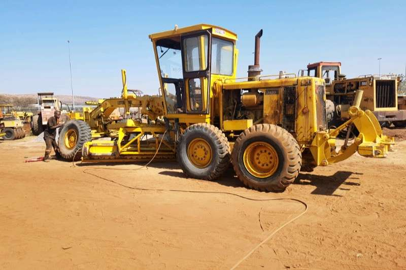 Graders Caterpillar Cat 140G with ripper 1992