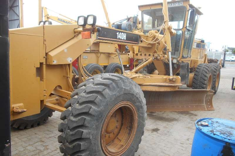 Graders Caterpillar Caterpillar 140H 0