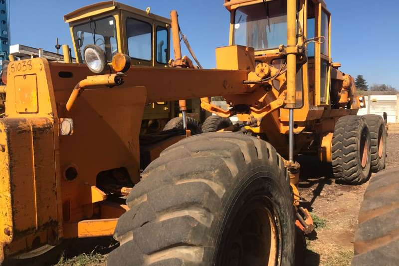 Graders Galion A600