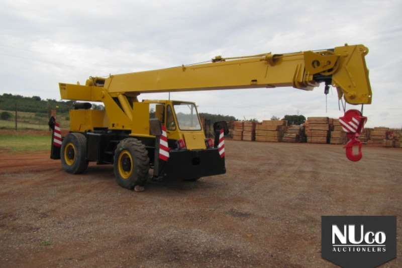 Grove GROVE 15TON MOBILE CRANE Cranes Machinery for sale in
