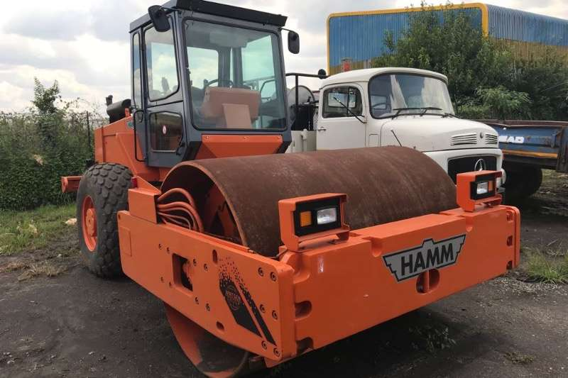 Hamm 2620D SMOOTH DRUM Roller