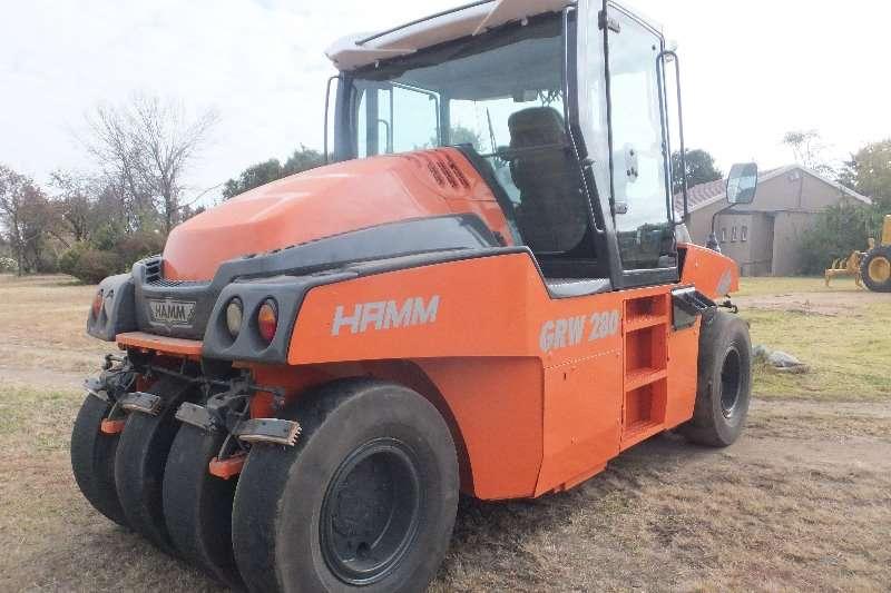 Hamm HAMM GRW280 PTR Rollers