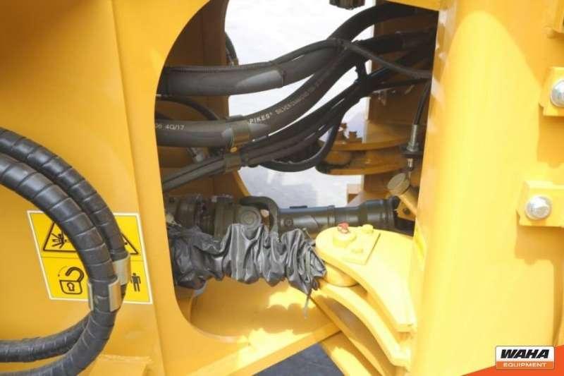 Heli Construction HL933II 3.5 Ton Loaders