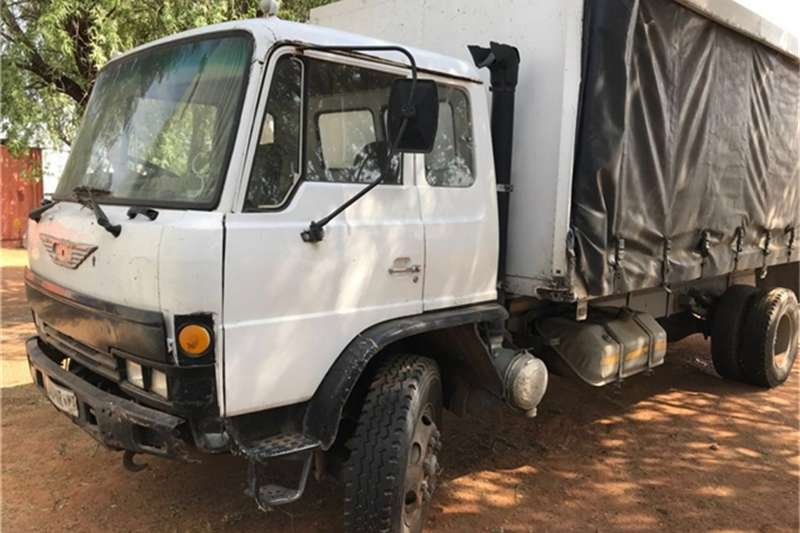 Hino FF 13 176 F/C C/C Others
