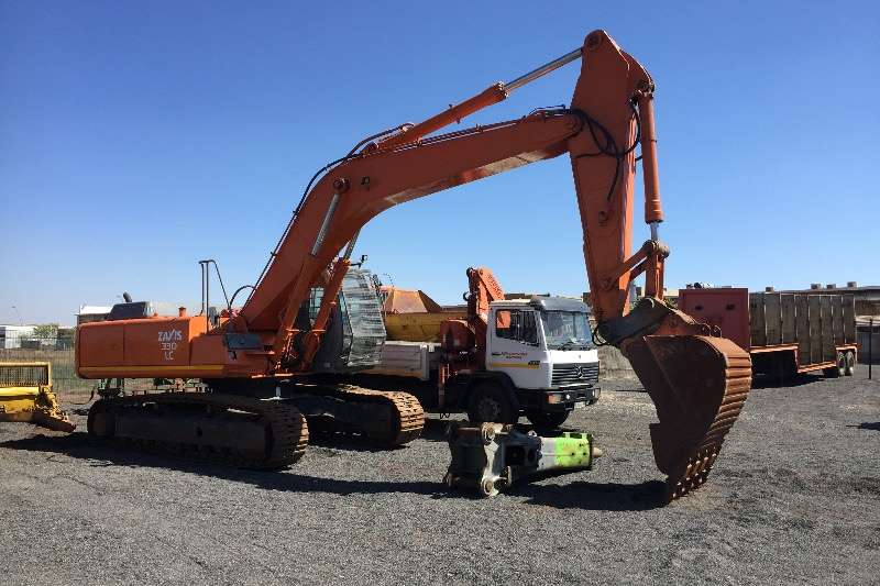 Hitachi ZX330 Excavators