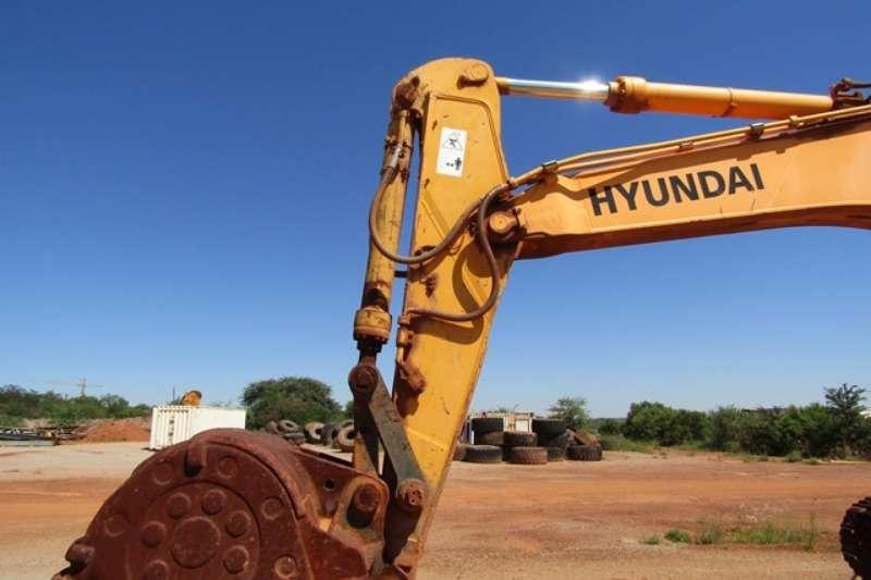 Hyundai Hyundai Robex 520LC 9 Excavator Excavators