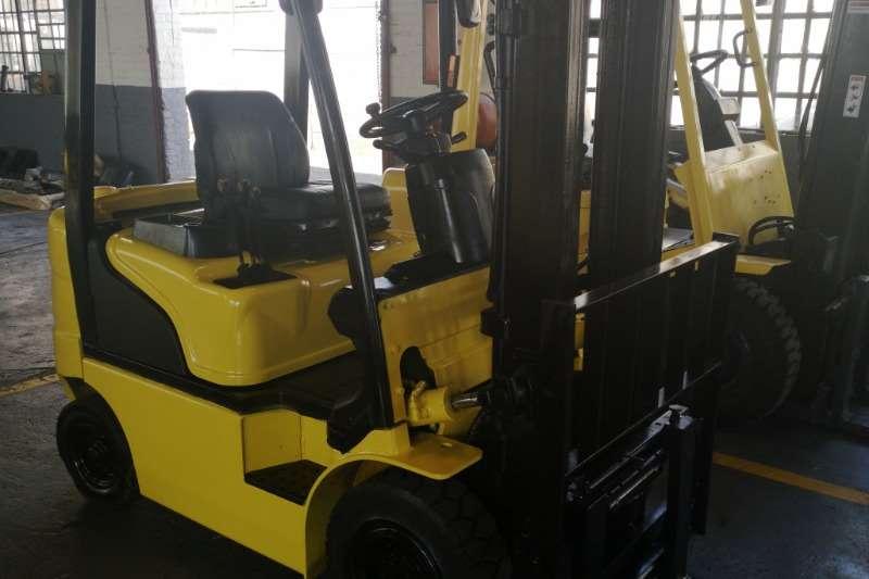 Hyundai Diesel forklift 1.8Ton 18D 7E Forklift Forklifts