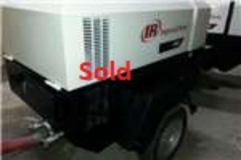 Ingersoll Rand Compressors 7-41 COMPRESSOR (SOLD) 2008