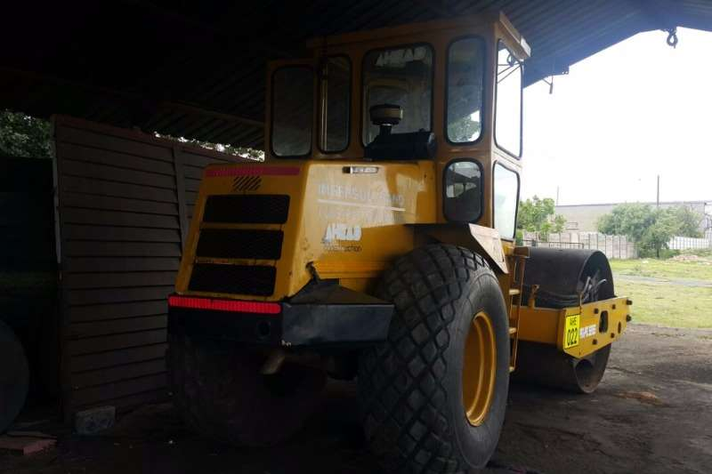 Rollers Ingersoll Rand SD 100 D