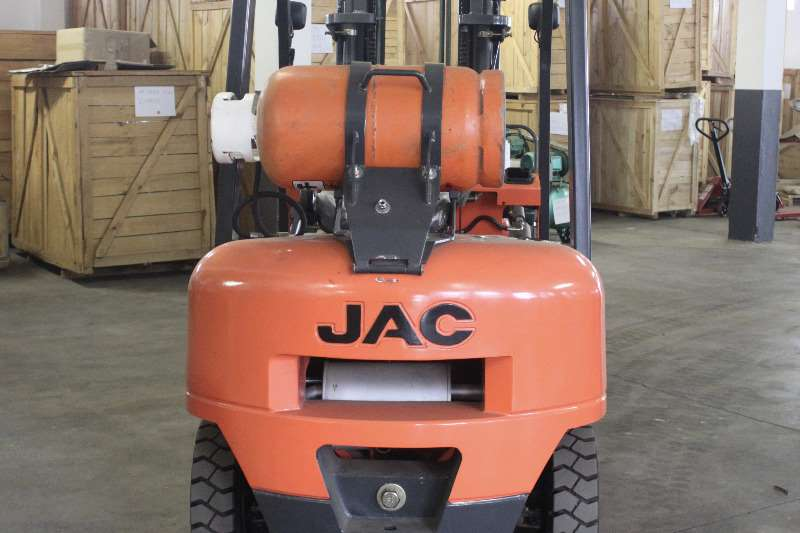 JAC LP gas CPYD25 2.5 TON GAS FORKLIFT Forklifts