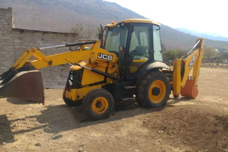 JCB JCB 3CX BACKHOE LOADER Backhoe loader