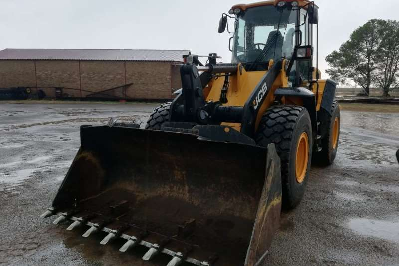 JCB 426ZX Loaders