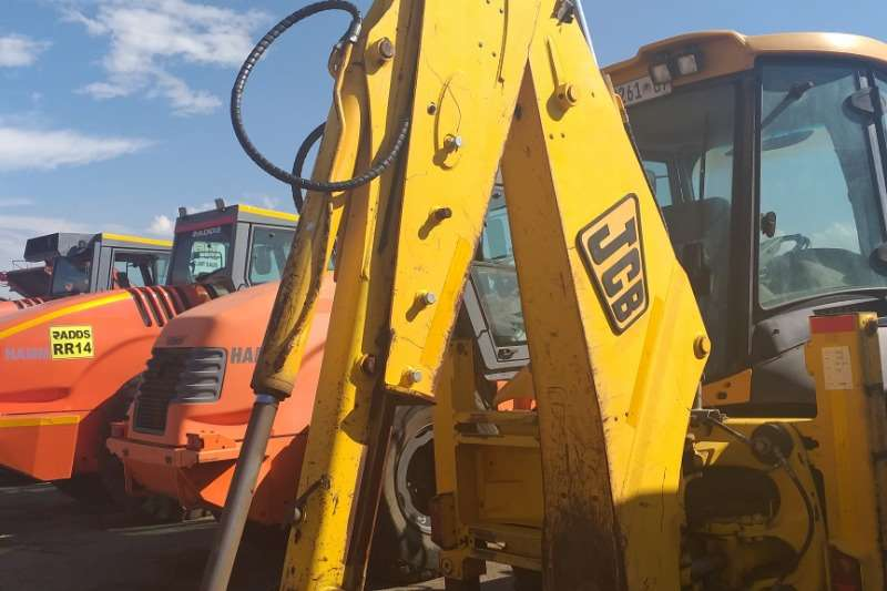 JCB Construction 2008 JCB 3CX 4x4 Tlb TLBs