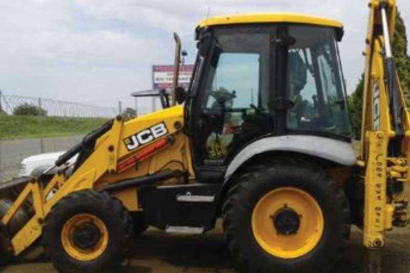 JCB TLBs Construction 3XC ECO