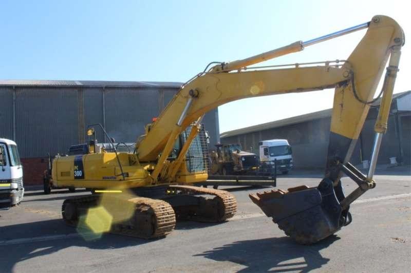 Komatsu PC300 8 Excavator Excavators