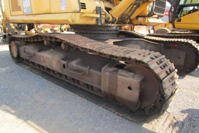 Komatsu PC450LC 7 Excavators
