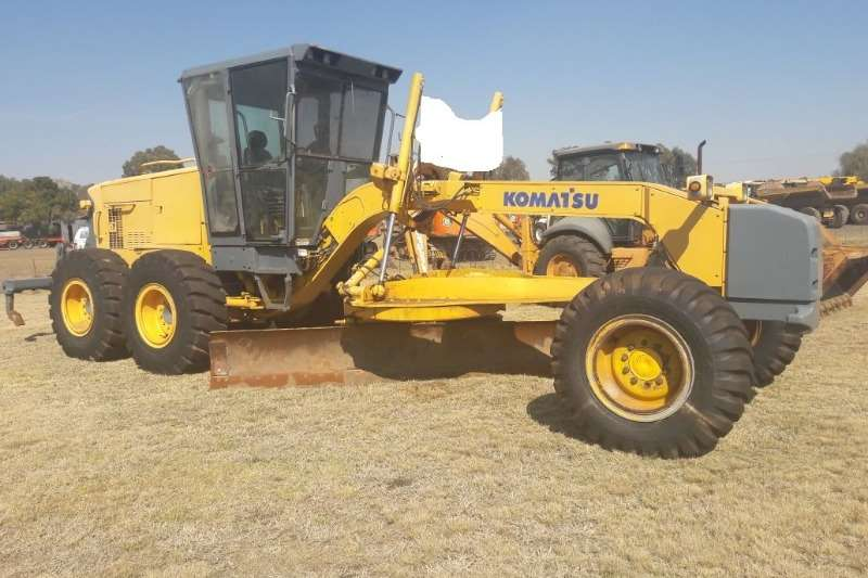 Komatsu Used Komatsu 6G341 Grader Available Graders Machinery for