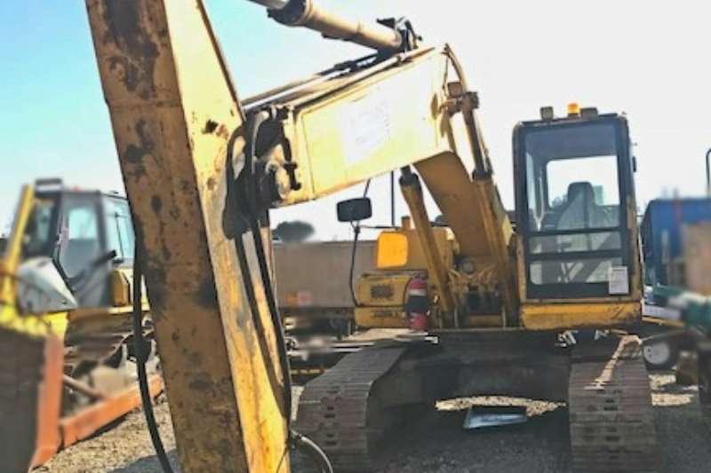 Komatsu PC200 Hydraulic excavator