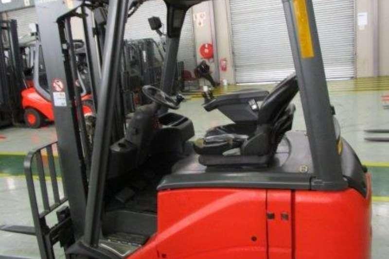 Linde Electric forklift E18PH1.8 Ton Forklifts