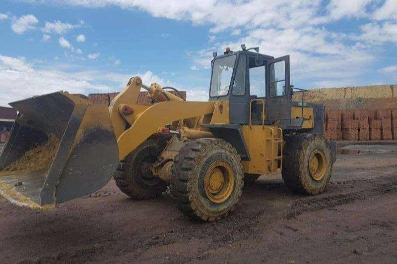 Liugong Loaders ZI50 FRONT END LOADERS