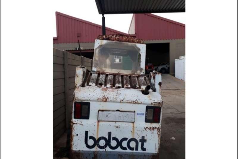 Loaders Bobcat BOBCAT 753 LOADER - STRIPPING FOR SPARES 0