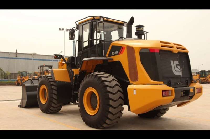 Liugong CLG856H Wheel Loader Loaders