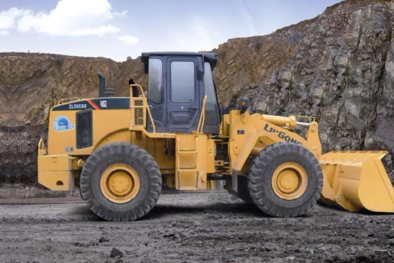 Liugong ZL50CNX Wheel Loader Loaders