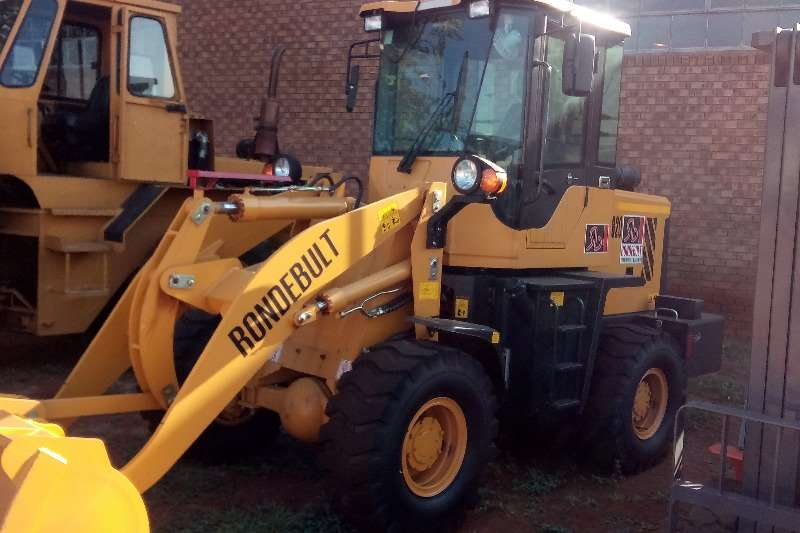 Rondebult BRAND NEW RONDEBULT   WHEEL LOADERS RB820 Loaders