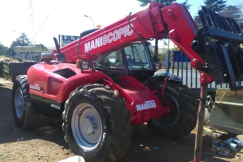 Telescopic Handlers Manitou Telly handler