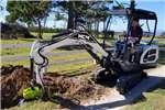 MCM Excavators 18D Excavator 2019
