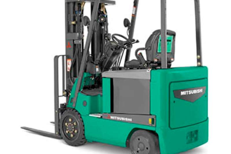 Mitsubishi Electric forklift Electric forklifts from R65000 Forklifts