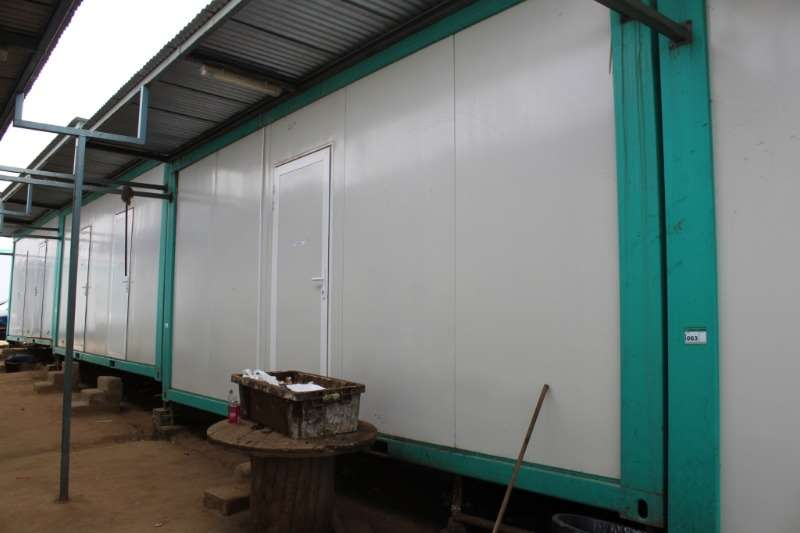 Other Containers 4.8 x 6m Container Kitchen