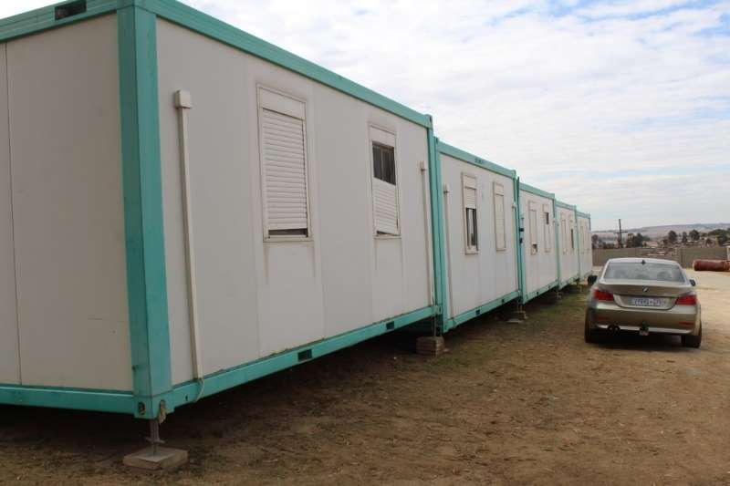 Other Containers 4.8 x 6m Container Modular Home (2 Bed)