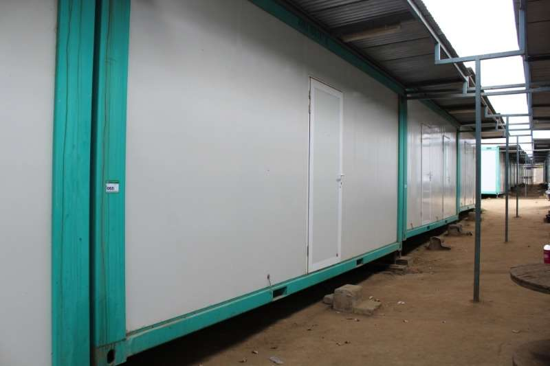 Other Containers 4.8 x 6m Container Used as a store Room