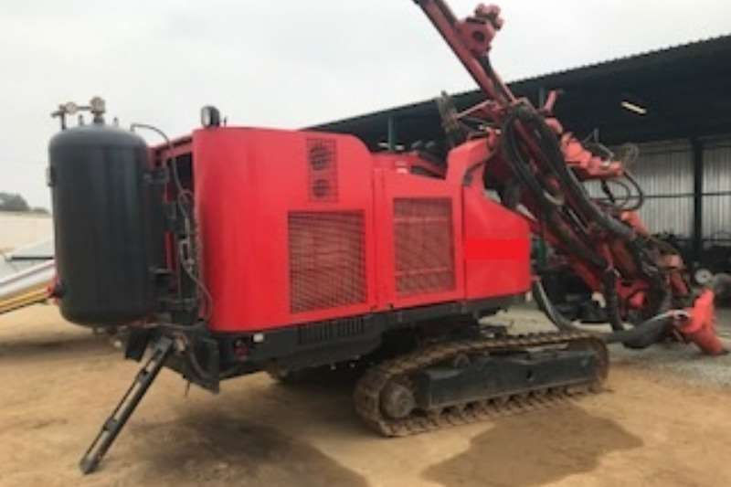 2013 Other Sandvik DX800 Drill Rig Drill rigs Machinery for