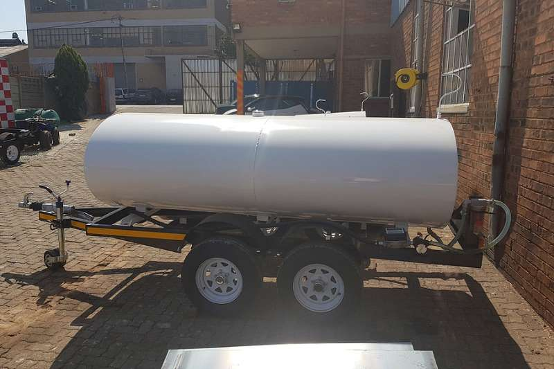 Other 3000 Liters Diesel Bowers Fuel tankers
